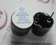 50 PCS/LOT quality active buzzer buzzer 5 v Electromagnetic into SOT laminate tube long 12 * 9.5 MM(China (Mainland))