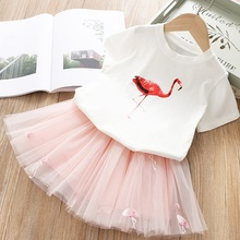 Girls Clothing Sets Children Clothing Dresses