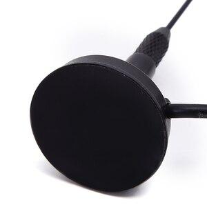 Image 4 - Portátil walkie talkie antena otário mini tipo SMA F porta para baofeng UV 5R UV 82 BF 888S walkie talkie rádio