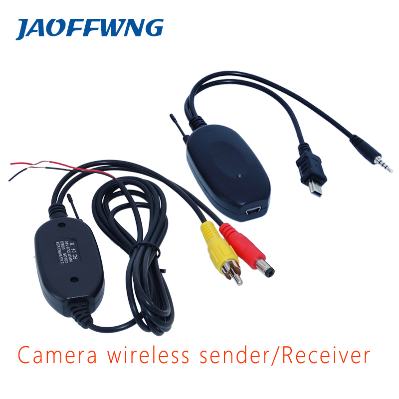wireless receiving transmitter as car Accessories use for assist universal car backing plastic shell water-proof shockproof