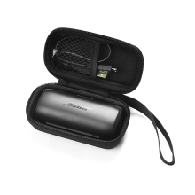 Portable Case Bag Box for Bose SoundSport Free, B&O Play beoplay E8, Samsung Gear IconX, AirPods, Sony WF1000X Earbuds Earphone