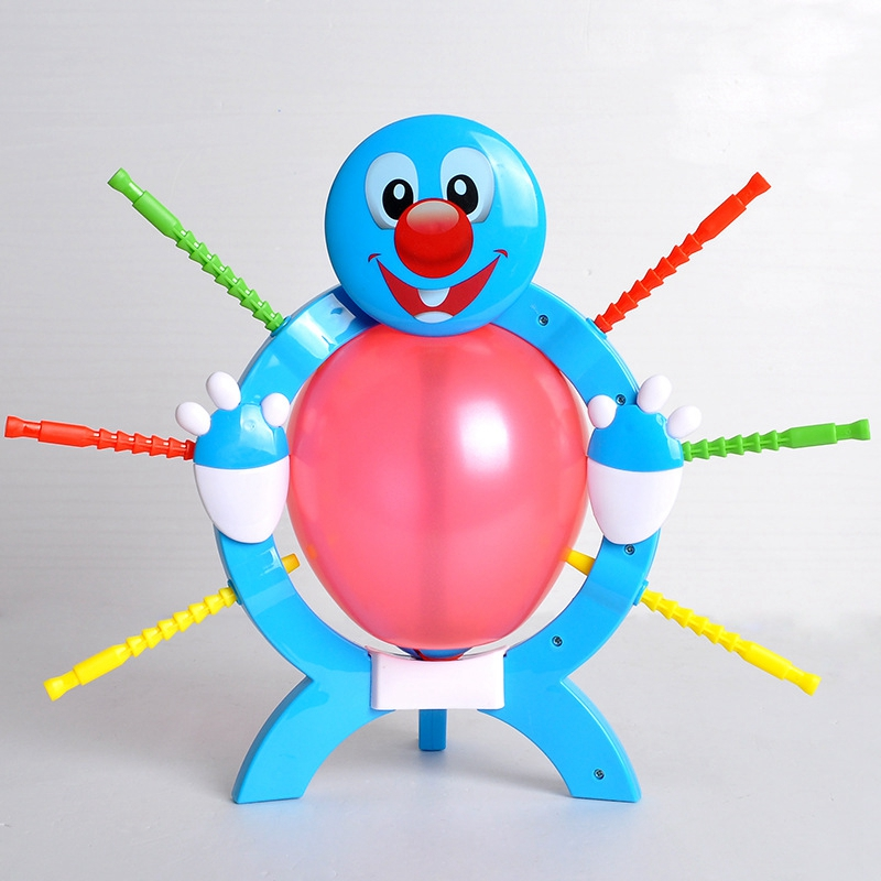 Funny Boom Boom Balloon Poking Game Toy Children Great Family Fun Toys Board Game 6*27*27cm Boxed Educational toys For kids