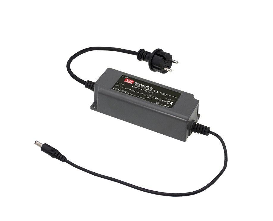 цена на MEAN WELL original OWA-60E-12 12V 5A meanwell OWA-60E 12V 60W Single Output Moistureproof Adaptor