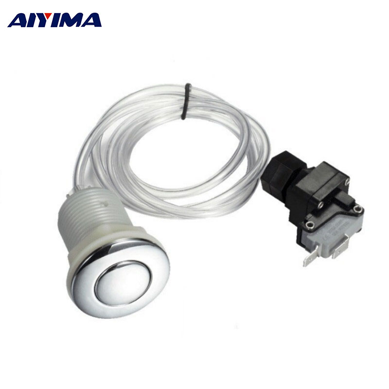 AIYIMA Waste Disposal Air Switch Button 1M Air Hose Self-Lock For GE Waste web based user interface for tour planning of waste disposal trucks