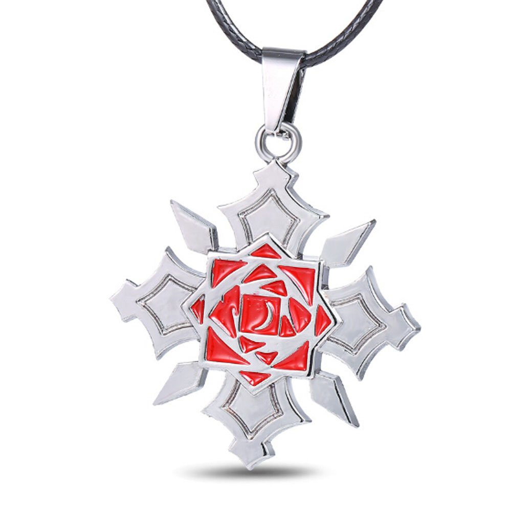 2016 Special Offer New Arrival Boys Collares Layer Necklace Summer Jewelry The Vampire Knight Necklace Wholesale Manufacturers