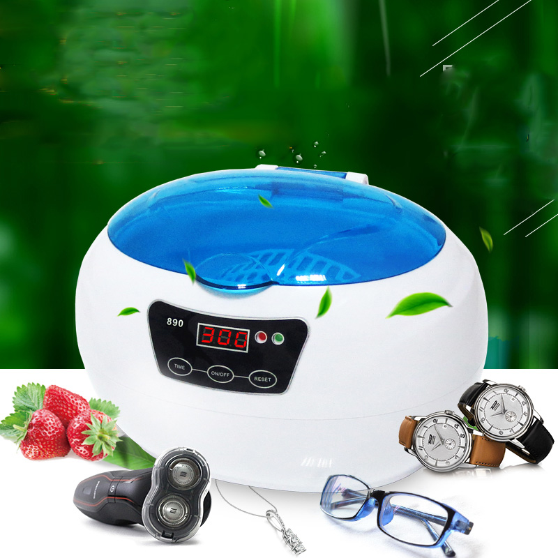 JP-890 Sterilizer Pot Salon Nail Tattoo Clean Metal,Watches Tools Equipment ,Ultrasonic autoclave Cleaner For Nail Cleaning 50%off fission machine dual touch screen sterilizer dental whitening tattoo clean metal gem ultrasonic cleaner autoclave tool