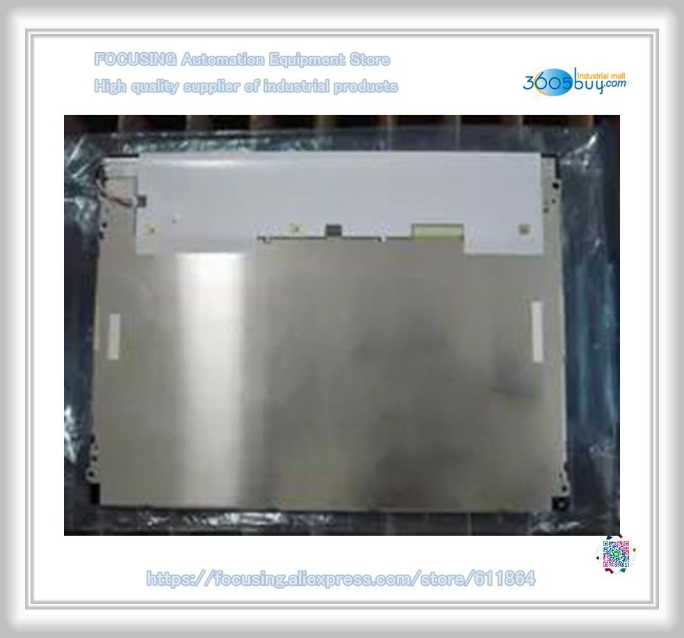 Original G121SN01 V4 G121SN01 V.4 12.1 inch industrial LCD Screen Panel skylarpu 12 1 inch industrial lcd screen for auo g121sn01 v 0 g121sn01 v 1 lcd display screen panel replacement parts