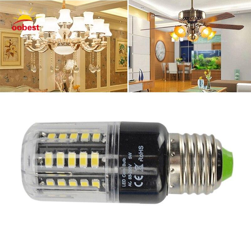 OOBest Светодиодная лампа свет Светодиодная лампа пятно света лампада 5 Вт E14 SMD <font><b>5736</b></font> 85-265 В 220 В Теплый Холодный белый свет водонепроницаемый