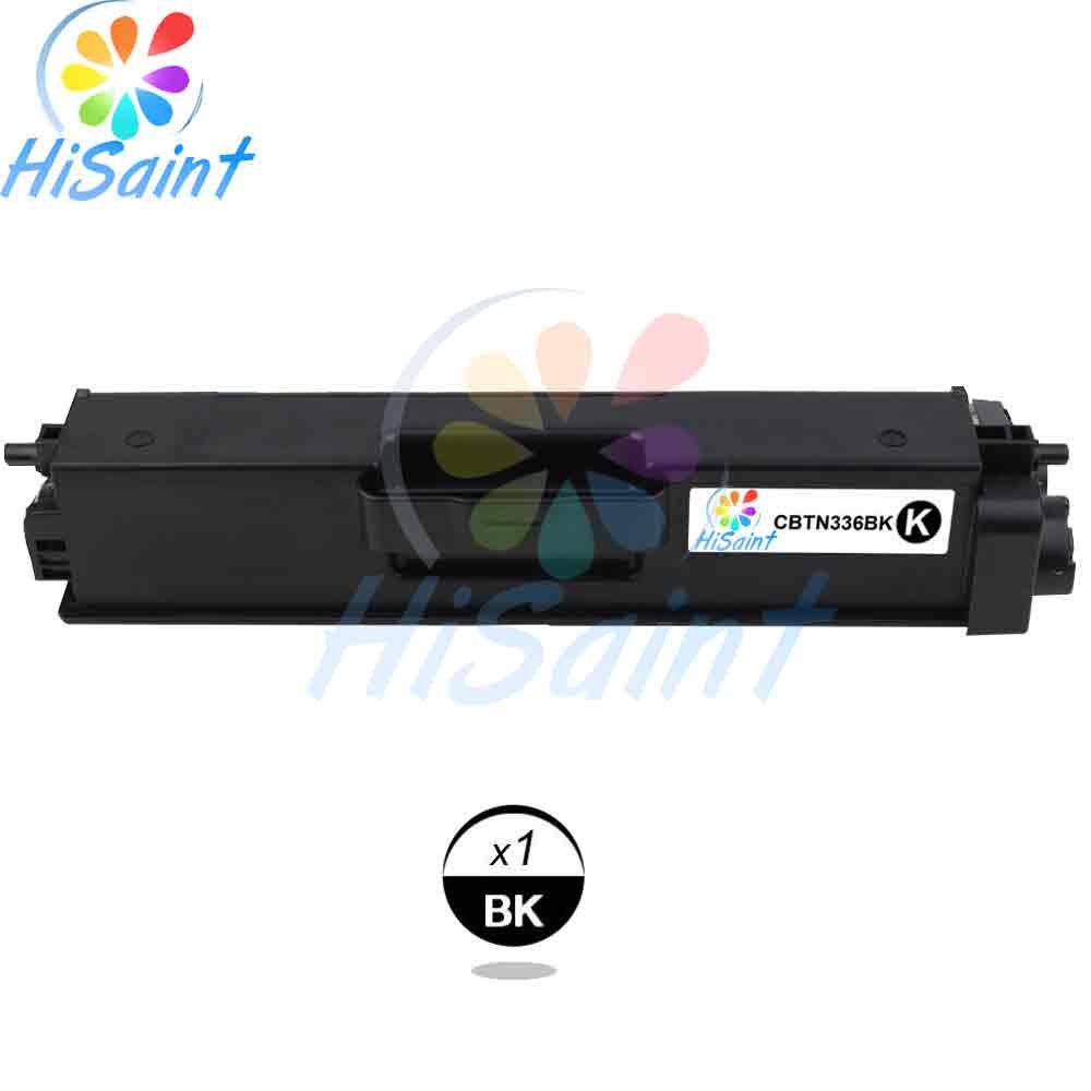 Surprise price Hisaint Compatible Toner Cartridge Replacement for Brother TN336 TN-336 TN336BK for Printer(BK 1-PK)Free shipping new arrivals hisaint hot compatible toner cartridge replacement for hp cc532a 304a yellow 1 pack special counter free shipping