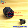 Fiber Opitic Coupler Fiber Opitc Adapter Single Mode ,Field Fiber Optic Armored Cable, Use for TV Transmission Army