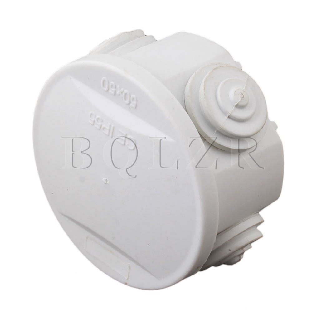Bqlzr Round Junction Box Weatherproof Ip55 Rated Adaptable Garden Wiring Bq 50x50mm In Connectors From Lights Lighting On Alibaba Group