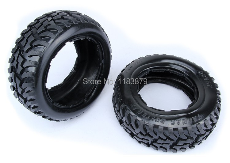 Front Knobby Tire Set For Baja 5T 5SC 2PC 95162 front knobby tire x 2pcs set fit hpi rovan mcd baja 5t 5sc free shipping