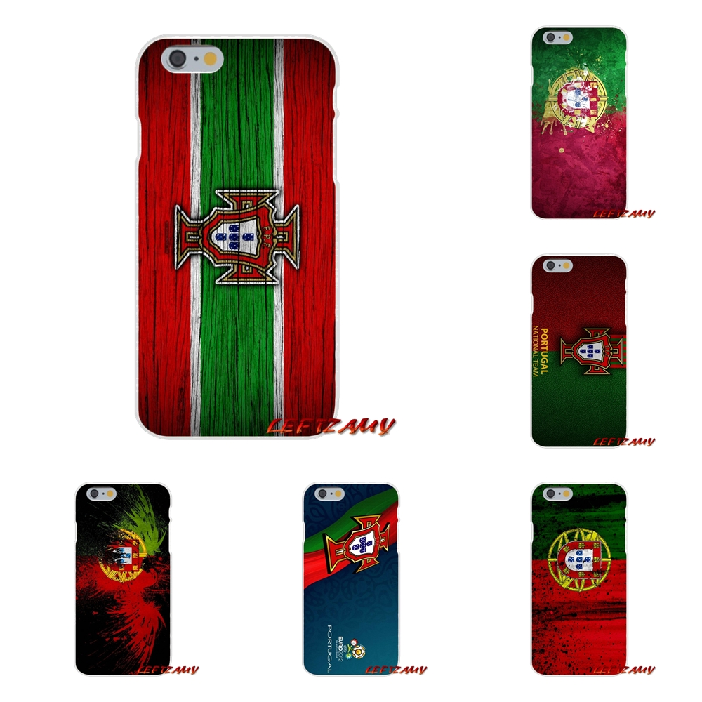 Portugal football team Logo Slim Silicone phone Case For Sony Xperia Z Z1 Z2 Z3 Z4 Z5 compact M2 M4 M5 E3 T3 XA Aqua