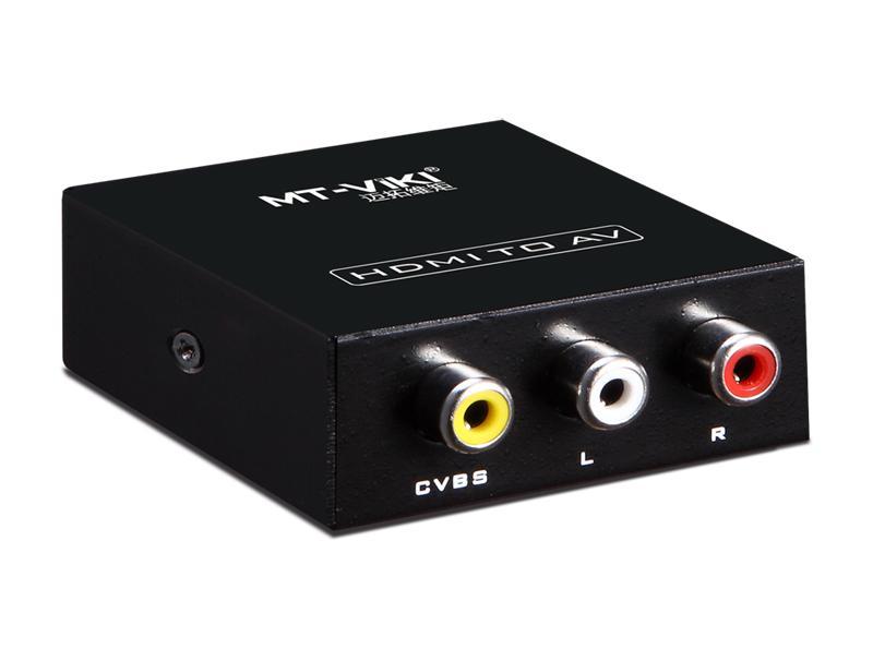 Computer & Büro Hdmi Zu Av Cvbs Rca Audio Hd 1080 P Video Pal/ntsc Mit Usb Power Kabel Einfach Zu Verwenden Kvm-switches