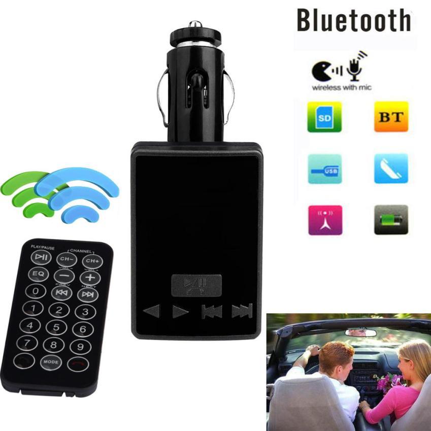 Kreativ News6 Bt Usb Lcd Auto Kit Mp3 Bluetooth Fm Transmitter Mit Hände-freies Usb Mp3 Modul Mp3 Player Mini Drop Verschiffen GüNstigster Preis Von Unserer Website Tragbares Audio & Video