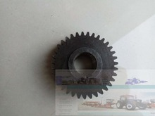 Hebei Xingtai XT180 tractor parts, the gear for power put off, part number: