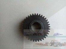 Hebei Xingtai XT180 piezas del tractor, el engranaje para poder poner fuera, número de pieza: