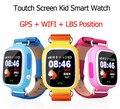 """Q90 kidizoom GPS Tracker lbs rastreador bebê inteligente watch phone com wi-fi gps 1.22 """"oferta Russa de tela sensível ao toque inteligente relógio bebê q90"""