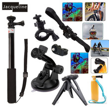 2016 Outdoor Summer Sports Set Kit Accessories for Sony Action Cam HDR AS15 AS20 AS200V AS30V AS100V AZ1 mini FDR-X1000V/W 4 k headband mount blt hb1 for sony actioncam hdr as200v as100v as20 as30v as15