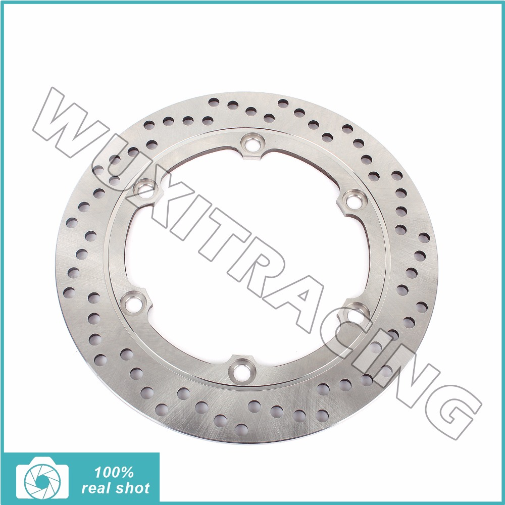 Rear Brake Disc Rotor for HONDA VFR 700 F / F2 Interceptor 86-89 CBR 1000 F XL 1000 V Varadero / ABS 03 04 05 06 07 08 09 10-12 mf2300 f2