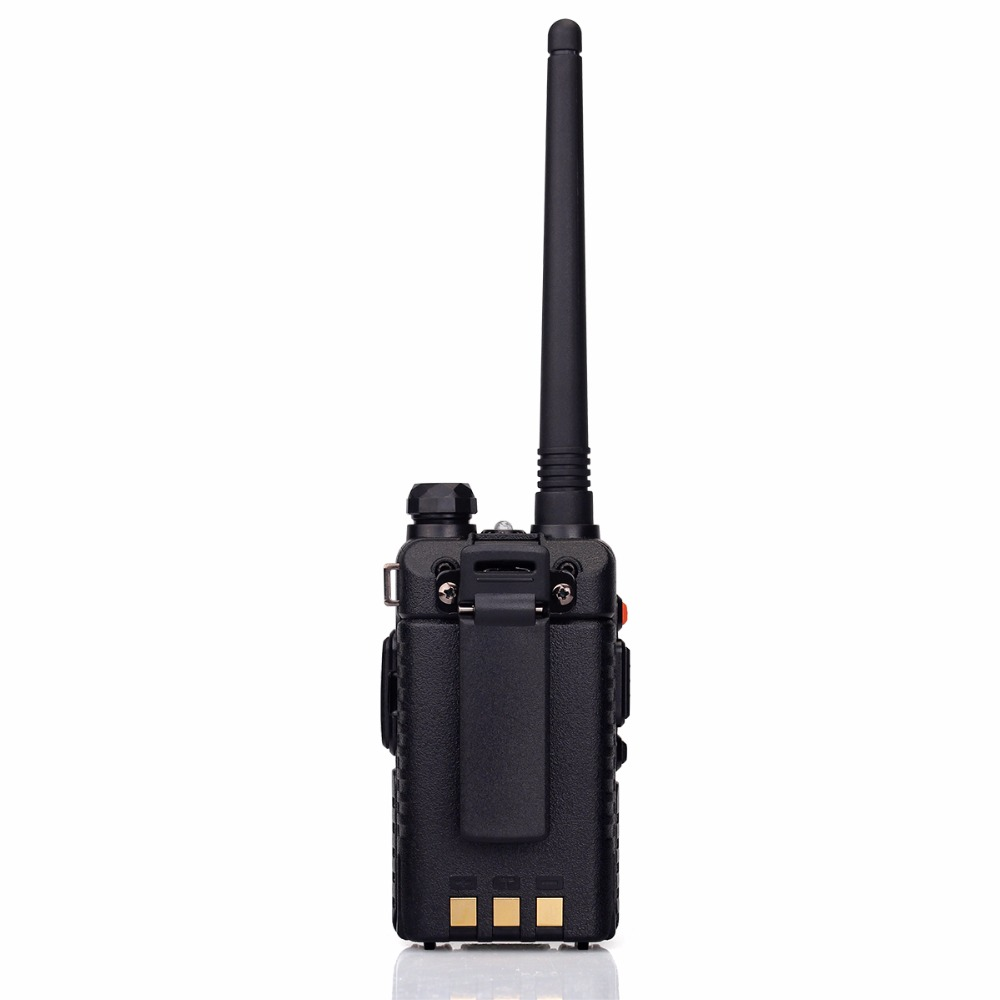 Image 4 - 2pcs Retevis RT 5R Walkie Talkie Radio 128CH VHF UHF Dual Band Ham Radio Amador Hf Transceiver 2 Way cb Radio Communicator RT5R-in Walkie Talkie from Cellphones & Telecommunications