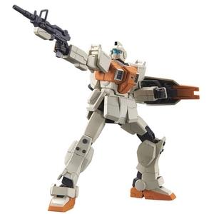 Image 5 - Bandai Gundam HGUC 1/144 RGM 79 [G] GM Boden Typ Mobile Anzug Montieren Modell Kits Action figuren Kunststoff Modell
