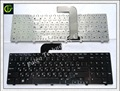 5pc/lot Russian Keyboard for   Dell Inspiron 5720 7720 RU V119725AS1 AEGM7700120 454RX AEGM7U00120 black keyboard