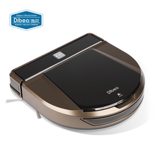 Dibea D900 Rover Wireless Robot Vacuum Cleaners for Home Aspirador Cleaner Wet Mopping Floor Cleaner Corner