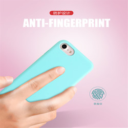 Soft Phone Case For iphone 6 7 8 Case iphone X 10 6s 6 Plus 7 Plus Funda  8Plus Anti-knock Silicon Phone For iphone coque 3
