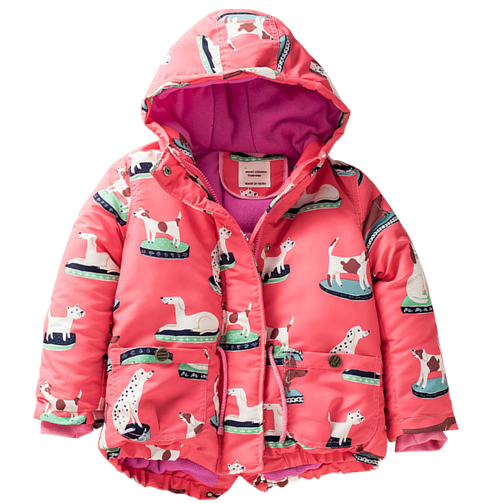 M39 Spring Autumn Winter Child Thicken Padded Lining Jacket Hoodies Boy&Girl Keep Warm Coat kids Tops Outwear kids Windbreaker m43 spring autumn winter child thicken padded lining jacket hoodies boy