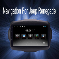OTOJETA бренд автомобильный Android навигатор HD навигация с сенсорным экраном подходит для Jeep Liberty Renegade 14 17 автомобильный Стерео Авторадио aux bluetooth