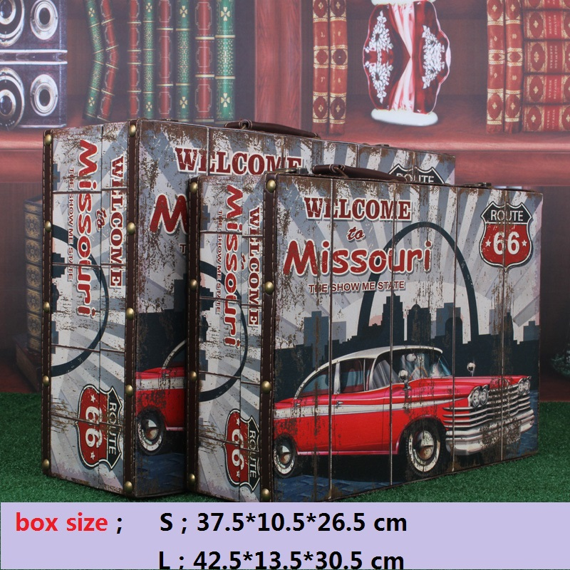 Boîte de rangement boîte de rangement portable en bois rangement maquillage organisateur caixa organisadora boîte en bois cajas organisadoras accessoires décoration - 2