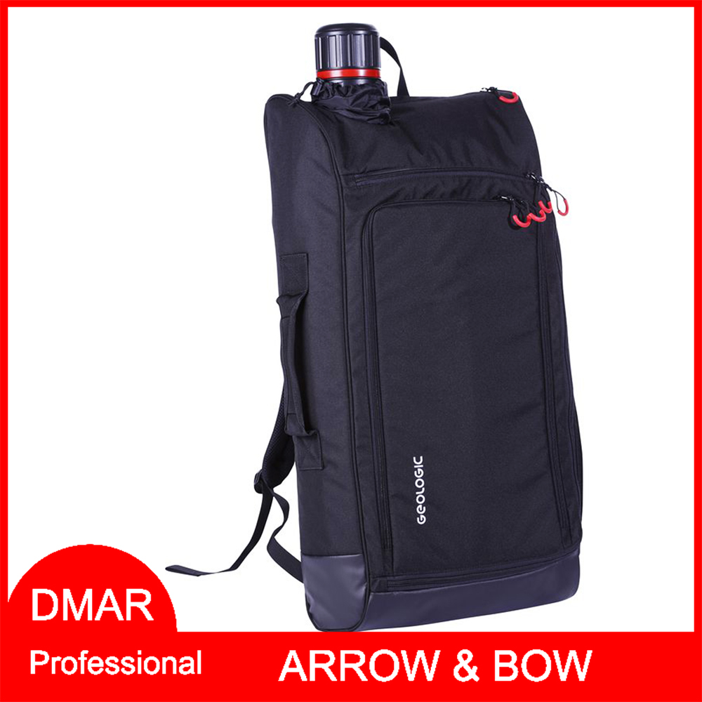 DMAR Archery Quiver Recurve Bow Bag Arrow Holder Black High Class Portable Hunting/Achery Accessories dmar archery quiver recurve bow bag arrow holder black high class portable hunting achery accessories