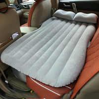 Автомобильный надувной матрас, Воздушная дорожная кровать, чехол для сиденья, универсальный матрас для заднего сиденья, уличные мягкие пос...