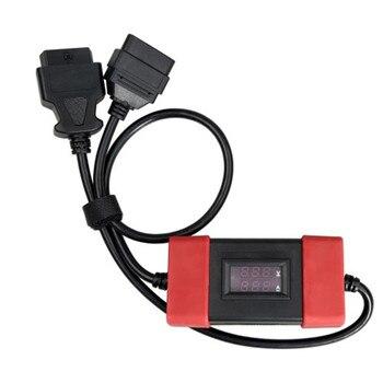 Lancer un câble adaptateur 12V à 24V pour X431 Easydiag2.0/3.0 Golo Carcare diagnostiquer un camion lourd