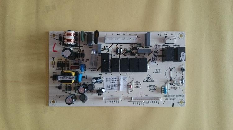 The original Haier refrigerator power main control board 0064001287 for the Haier refrigerator BCD-228WBCS HA телевизор haier le50k5500tf