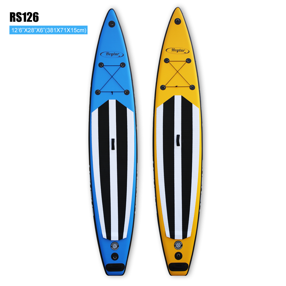 Heytur stand up paddle board gonflable SUP Paddle board Vitesse SUP COURSE conseil