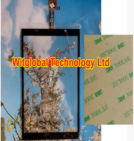 """Free 3M Tape + New For Kingzone K1 Turbo 5.5"""" inch 1920x1080 touch Screen Panel Glass Digitizer Free Shipping"""