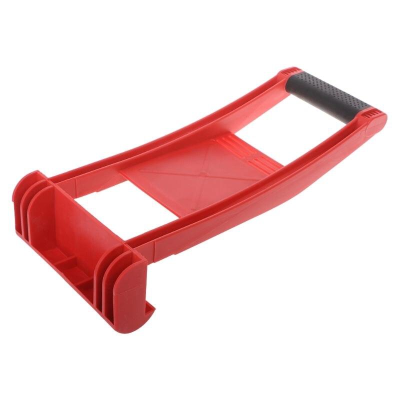 Премиум несущая панель захвата ручки, нести гипсокартон фанера лист ABS 80кг нагрузка на конвейер