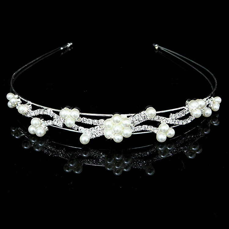 HTB1s5mHKXXXXXX4XpXXq6xXFXXXP Romantic Bridal Bridesmaid Prom Crystal Pearl Charm Headband Tiara Crown - 15 Styles