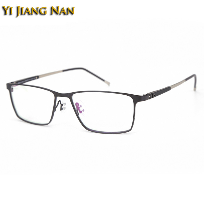 Yi Jiang Nan Marca Fashion Full Frame Big Circle Occhiali Occhiali da - Accessori per vestiti
