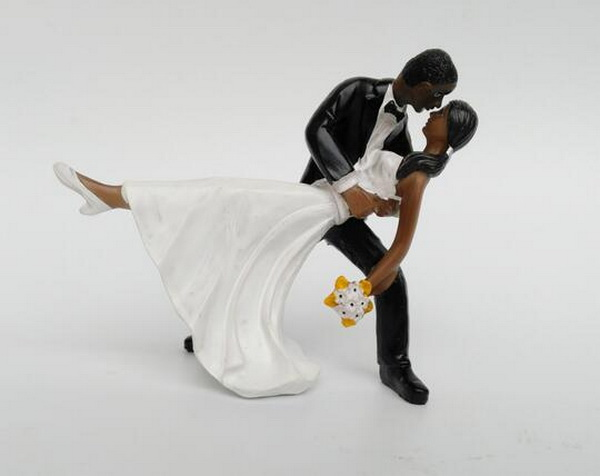 50pcs lot  Afro American Coup dancing Tango kiss Funny Wedding Cake     50pcs lot  Afro American Coup dancing Tango kiss Funny Wedding Cake Topper  Personalized Cake