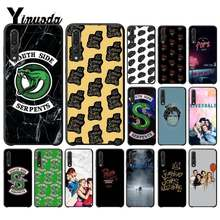 Yinuoda Riverdale TV Shows Coque Shell Phone Case for Huawei P9 P10 Plus Mate9 10 Mate10 Lite P20 Pro Honor10 View10(China)