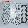 4D55T для FORD RANGER 2/4WD D и BRONCO II TD ремонтные комплекты двигателей Запчасти полный комплект прокладка двигателя MD997233