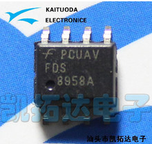 Si Tai SH 8958A FDS8958A integrated circuit