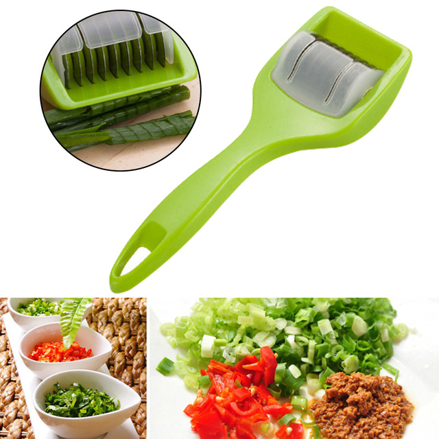Vegetable Herb Shredder Stainless Steel