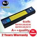 Venta al por mayor nuevos 6 celdas de la batería del ordenador portátil para ACER Aspire 5570 Series 3200 3680 BATEFL50L6C48 BATEFL50L9C72 envío gratis