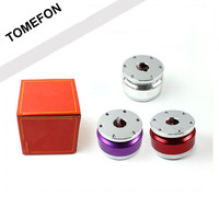Universal MOMO Steering Wheel Quick Release Hub Adapter Snap Off Red Blue Black Siliver Purple