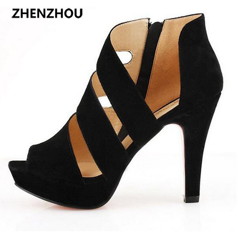 Free shipping 2015 summer night women shoes fish mouth for Shoes with fish in them
