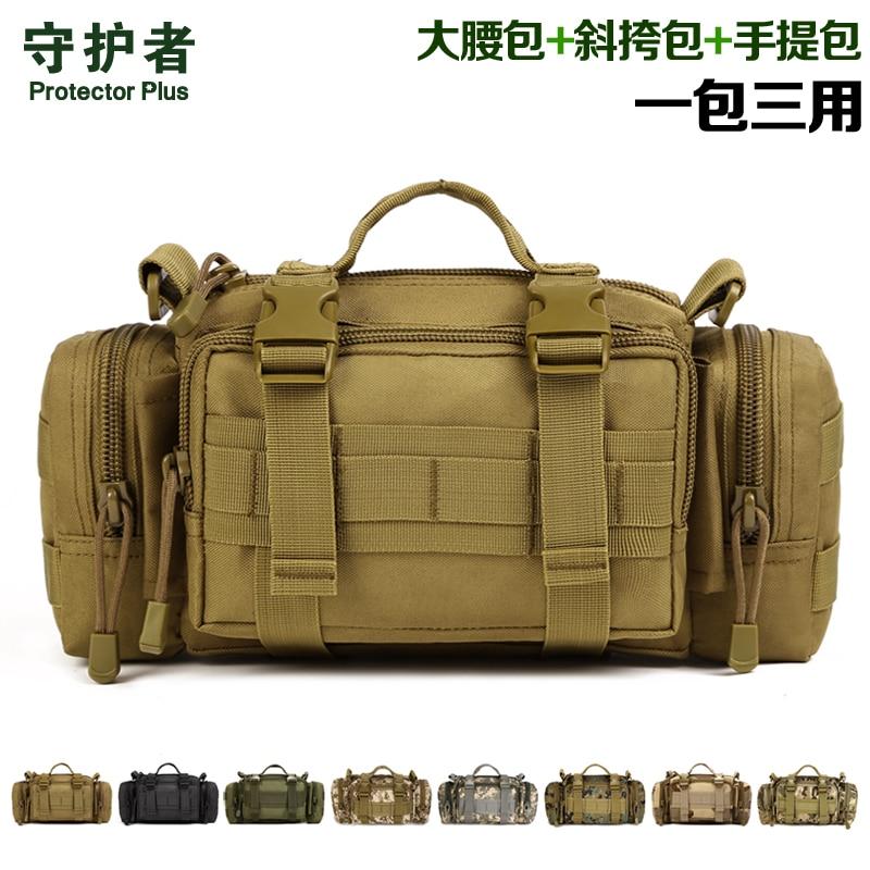 Protector Plus Y108 Açıq İdman Çantası Kamuflyaj Neylon Taktik - İdman çantaları - Fotoqrafiya 1